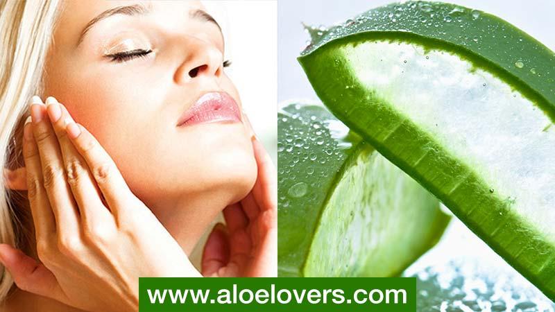 Aloe Vera per la bellezza della pelle