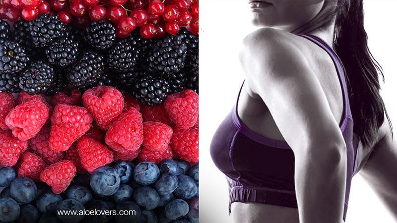 Antiossidanti naturali per restare giovani