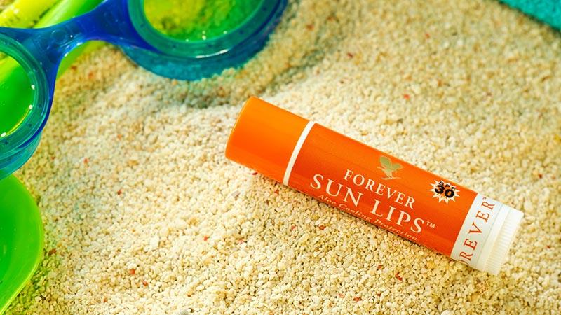 Forever Sun Lips per proteggere le tue labbra