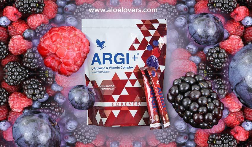 Forever ARGI L-Arginina e complesso multivitaminico
