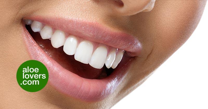 Come avere denti perfetti con Aloe Vera e altri prodotti naturali