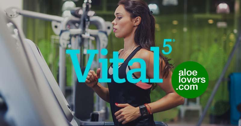 Vital 5 Forever Living V5