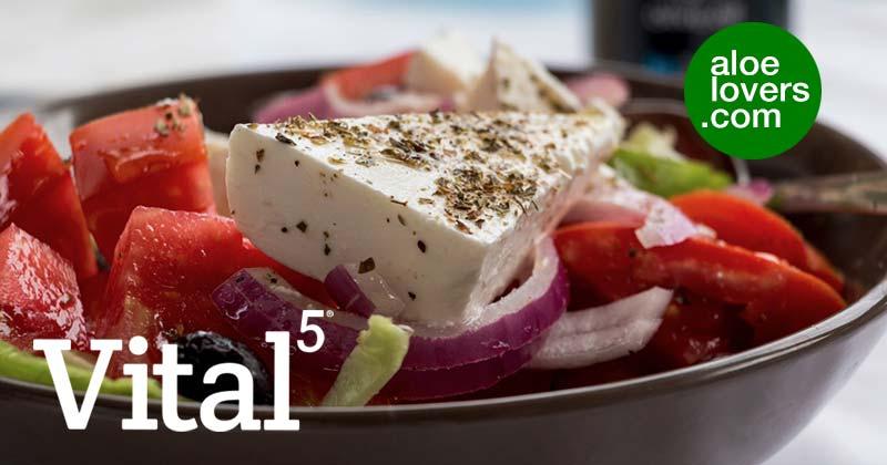 Vital-5-Forever-Living-V5-Nutrizione-Avanzata-cibo-aloelovers.com