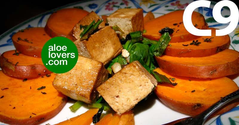 ricette-detox-per-c9-forever-clean-9-tofu