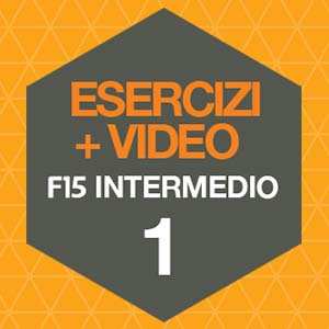 esercizi fit 15 forever f15 intermedio 1