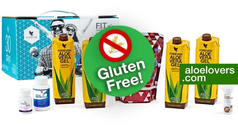 Prodotti Forever Gluten Free Senza Glutine