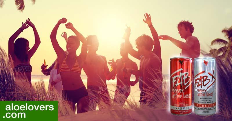 Forever Fab Energy Drink Aloe Vera opinioni effetti e ingredienti