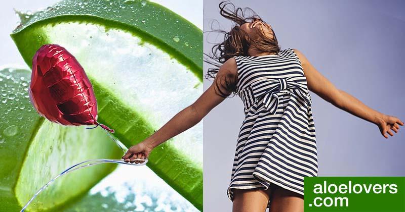 Rimedi naturali per la circolazione con Aloe Vera
