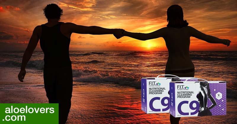 come-dimagrire-in-coppia-con-c9-forever-programma-detox-spiaggia