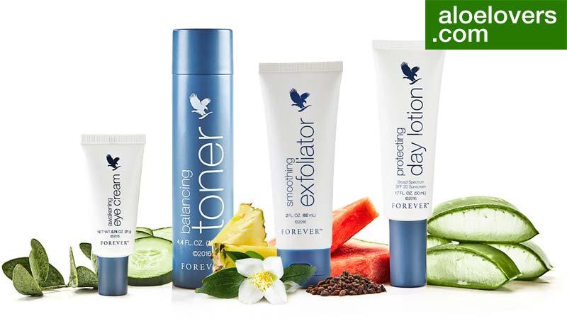 Linea Targeted Skincare Forever Living per la cura della pelle – Disponibile