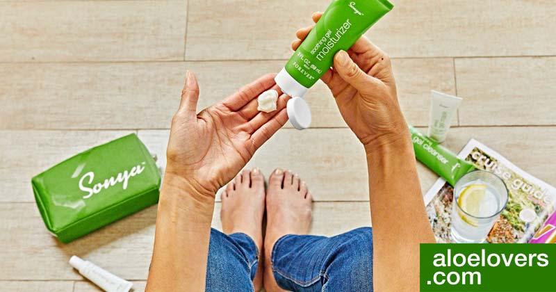 sonya-skincare-forever-living-per-la-cura-della-pelle-mista-crema