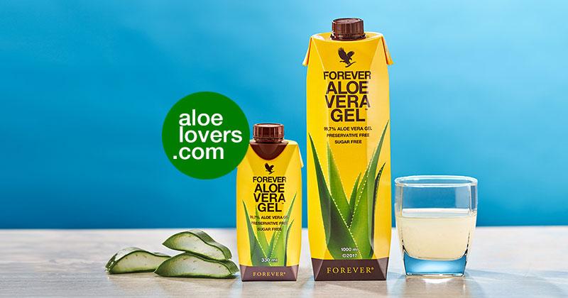 Nuova Forever Mini Aloe Vera Gel