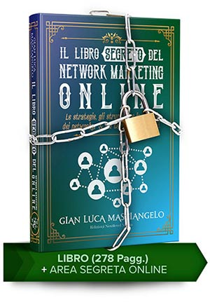 Libro Segreto del Network Marketing Online - Gian Luca Masciangelo